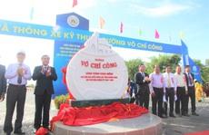 Quảng Nam thông xe kỹ thuật tuyến đường gần 1.500 tỉ đồng