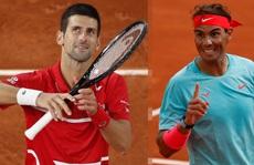 """Nadal chạm trán Djokovic, tranh """"ngôi vương"""" Roland Garros"""