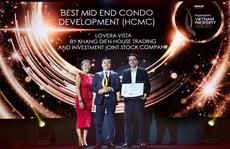 Chính thức công bố doanh nghiệp và dự án đạt giải Vietnam Property Awards 2020