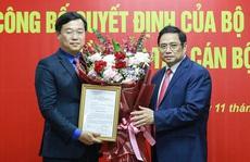 Ông Lê Quốc Phong được giới thiệu để bầu làm Bí thư Tỉnh ủy Đồng Tháp