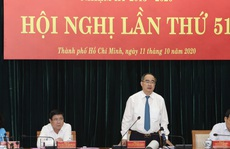 Bế mạc Hội nghị lần thứ 51 Ban Chấp hành Đảng bộ TP HCM khóa X