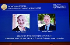 Nobel Kinh tế vinh danh công trình về đấu giá