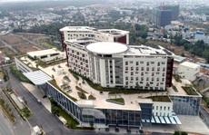 Bệnh viện ngàn tỉ tại TP HCM chính thức đi vào hoạt động