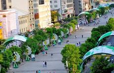 TP HCM: Cấm xe 3 đêm liền trên đường Nguyễn Huệ