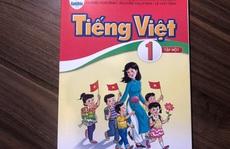 Vì sao nhóm tác giả SGK Tiếng Việt 1 không tiếp thu ý kiến của Hội đồng thẩm định?