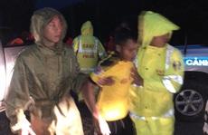 5 người đưa về từ Thủy điện Rào Trăng 4 sức khỏe ổn định