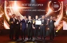 Gamuda Land Việt Nam nhận giải 'Chủ đầu tư xuất sắc'