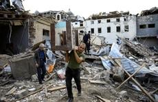 Chiến sự Armenia - Azerbaijan leo thang, Iran như 'ngồi trên lửa'