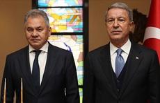 Chiến sự Armenia-Azerbaijan: Thổ Nhĩ Kỳ ra yêu cầu cho Nga