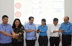 Ra mắt trang thông tin điện tử Công đoàn TP HCM