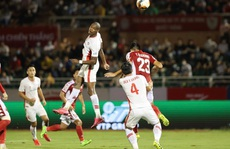 Viettel chiếm ngôi Sài Gòn FC