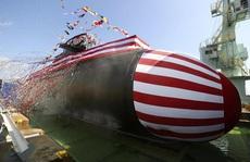 Nhật Bản trình làng tàu ngầm mới trị giá 720 triệu USD