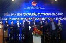 4,4 tỉ USD vốn đầu tư nước ngoài vào giáo dục Việt Nam