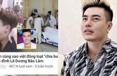 Lê Dương Bảo Lâm 'hú hồn' khi hay tin mình qua đời