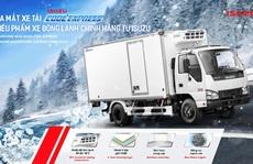 Xe đông lạnh nguyên chiếc chính hãng từ Isuzu Việt Nam