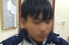Nam sinh lớp 10 đâm chết người phụ nữ khi đột nhập vào nhà trộm cắp