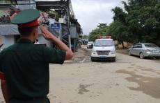 Lễ tang 13 Liệt sĩ hy sinh khi cứu nạn Rào Trăng 3 được tổ chức sáng ngày 18-10