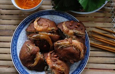 Bánh Giá Hòa Đồng, món ngon xứ Gò