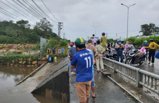 CLIP: Tìm thấy thi thể người đàn ông dưới cống thoát nước ở Phú Quốc