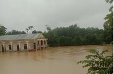 Mưa lớn, Hà Tĩnh khẩn trương sơ tán hơn 7.000 dân khỏi nơi nguy hiểm