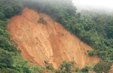 Trung tướng Nguyễn Doãn Anh thông tin có 22 chiến sĩ Sư đoàn 337 ở Quảng Trị mất tích vụ sạt núi