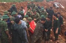 122 người chết, mất tích do mưa lũ ở miền Trung, Tây Nguyên