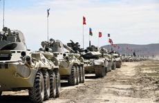 'Kẻ giấu mặt' đáng gờm trong giao tranh Azerbaijan - Armenia