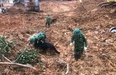 Tìm thấy 3 thi thể cuối cùng vụ 22 cán bộ, chiến sĩ bị sạt lở núi vùi lấp ở Quảng Trị