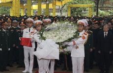 Nghệ An đón 4 liệt sĩ hi sinh ở Rào Trăng về đất mẹ an táng