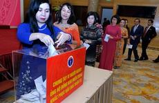 Bộ Y tế kêu gọi ủng hộ đồng bào miền Trung khắc phục hậu quả thiên tai