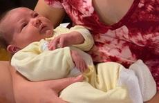 Hòn đảo chào đón em bé đầu tiên được sinh ra sau 93 năm
