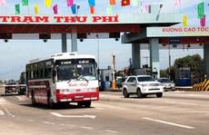 Vì sao thu phí các tuyến đường cao tốc xây dựng bằng tiền ngân sách?