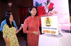 Trao 246 suất học bổng Nguyễn Đức Cảnh cho con đoàn viên