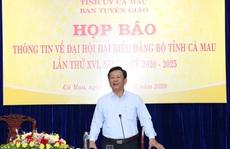 Cà Mau sẵn sàng cho Đại hội Đảng bộ tỉnh lần thứ XVI