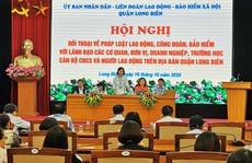 Hà Nội: Giải đáp thắc mắc CNVC-LĐ thông qua đối thoại