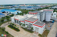 Giá bất động sản công nghiệp TP HCM tăng mạnh