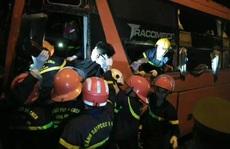 Bắt tạm giam tài xế xe khách vượt ẩu khiến 2 người chết, 35 người bị thương