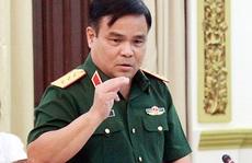 Thượng tướng Lê Chiêm nói gì về thông tin 'cán bộ lấy lương khô cứu trợ làm... quà'?