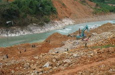 Thông tin mới nhất vụ  17 công nhân mất tích ở thủy điện Rào Trăng 3