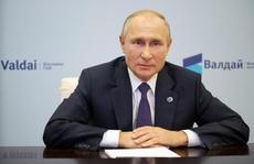 Ông Putin phản hồi chỉ trích của Tổng thống Trump về gia đình Biden