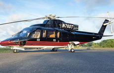 Máy bay trực thăng S-76 nổi tiếng của Tổng thống Trump được rao bán