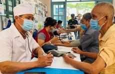 VWS chăm sóc sức khỏe cho 300 hộ dân ở huyện Bình Chánh