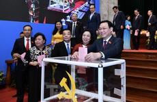 Hà Nội phân công nhiệm vụ một loạt lãnh đạo chủ chốt