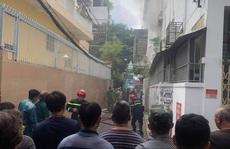 Một phụ nữ bị nhiều vết chém, tử vong trong căn nhà cháy khoá cửa ở Phú Nhuận