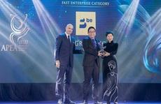 Be Group đạt giải thưởng 'Kinh doanh xuất sắc châu Á'