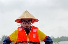 Lùm xùm chuyện Trang Trần tố bị nhà xe ăn chặn 2 tấn hàng cứu trợ miền Trung
