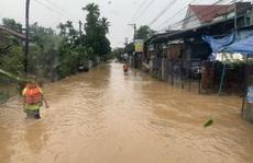 Quảng Ngãi di dời khẩn cấp 12.000 người dân tránh lũ