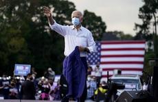 Bầu cử Mỹ: Ông Biden nhận tin vui ở các bang chiến địa