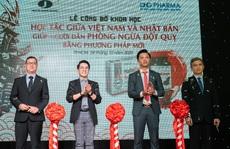 DHG Pharma ra mắt sản phẩm mới đột phá hơn trong phòng ngừa đột quỵ chất lượng Nhật Bản