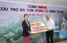 Huawei Việt Nam ủng hộ đồng bào miền Trung 1 tỉ đồng